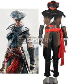 Assassin's Creed: Liberation Aveline de Grandpre Cosplay Costume
