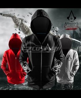 Assassin's Creed Chronicles China Shao Yun Coat Hoodies Cosplay Costume