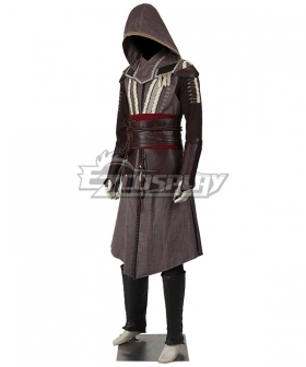 Assassin's Creed Callum Lynch Aguilar de Nerha 2016 Movie Cosplay Costume Not Include Gloves Boot covers