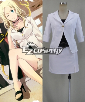 Assassination Classroom Ansatsu Kyoshitsu Irina Yelavich Vich Bitch Cosplay Costume