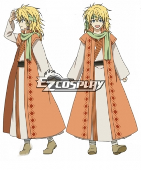 Akatsuki no Yona Zeno Cosplay Costume