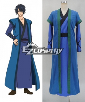 Akatsuki no Yona Son Hak Cosplay Costume