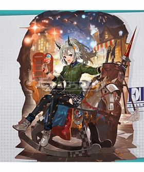 Arknights Grani Finest time Cosplay Costume