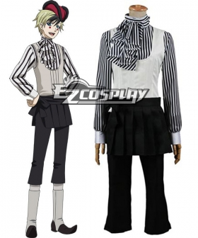 Black Butler Book of Circus Dagger Cosplay Costume