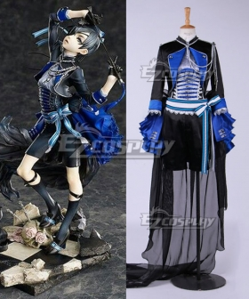 Black Butler Ciel Phantomhive 2017 Cosplay Costume