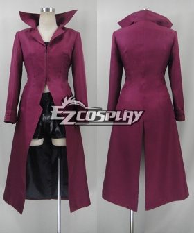 Blood Blockade Battlefront K·K Cosplay Costume - Only Coat