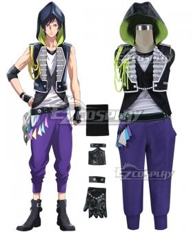B-project Kodou Ambitious Goushi Kaneshiro Cosplay Costume