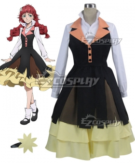 Bungou Stray Dogs Lucy Maud Montgomery Cosplay Costume
