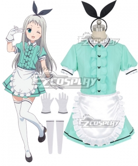 Blend·S Burendo Esu Hideri Kanzaki New Edition Cosplay Costume