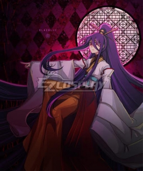 BlazBlue Saya Cosplay Costume