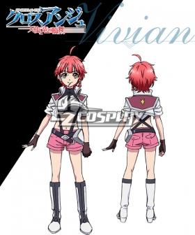 Cross Ange Tenshi to Ryu no Rinbu Vivian Cosplay Costume