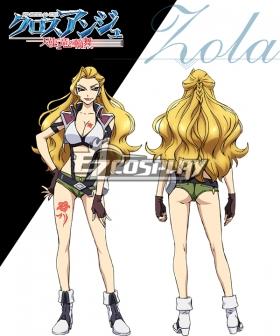 Cross Ange Tenshi to Ryu no Rinbu Zola Cosplay Costume