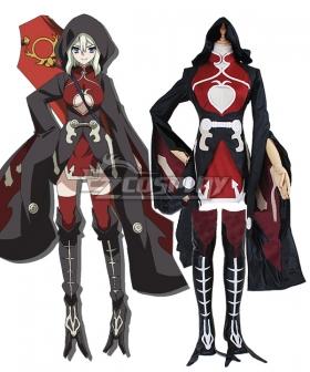 Chaos Dragon Sekiryuu Senyaku Keiosu Doragon Red Dragon Lou Chenfa Cosplay Costume