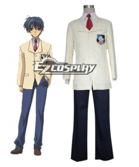 Clannad Male Hikarizaka Senior High School Uniform Cosplay Costume