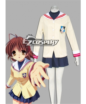 Clannad Hikarizaka High School Uniform