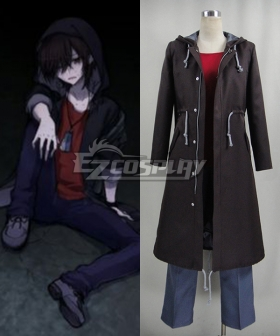 Charlotte Yuu Otosaka Battle Suit Cosplay Costume