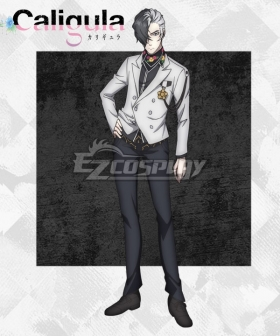 Caligula Satake Shogo Cosplay Costume