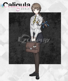 Caligula Kagura Suzuna Cosplay Costume