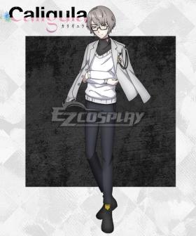 Caligula Kagi-P Cosplay Costume
