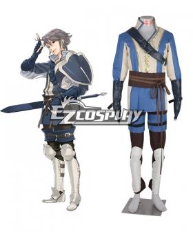Fire Emblem Awakening Fire Emblem: Fates inigo Azur Cosplay Costume