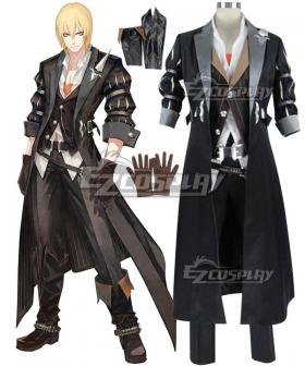 Tales of Berseria Eizen Cosplay Costume
