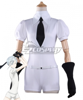 Land of the Lustrous Houseki no Kuni Antarcticite Cosplay Costume - New Edition