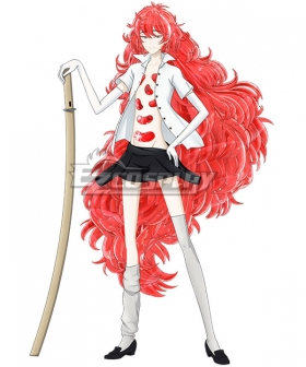 Land of the Lustrous Houseki no Kuni Padparadscha Cosplay Costume