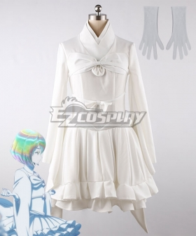 Land of the Lustrous Houseki no Kuni Diamond Winter Sleep Cosplay Costume