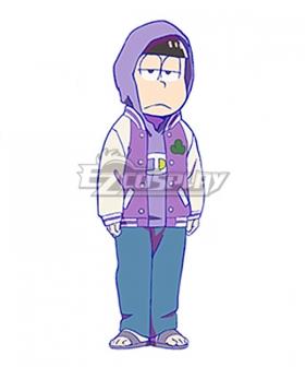Mr. Osomatsu San Todomatsu Matsuno Matsuno Ichimatsu Season 3 Cosplay Costume