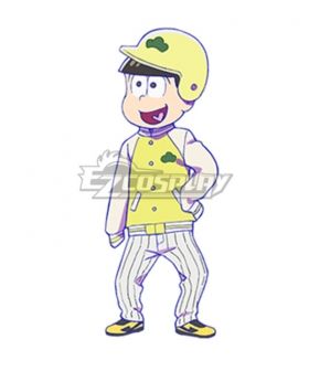 Mr. Osomatsu San Todomatsu Matsuno Matsuno Jyushimatsu Season 3 Cosplay Costume