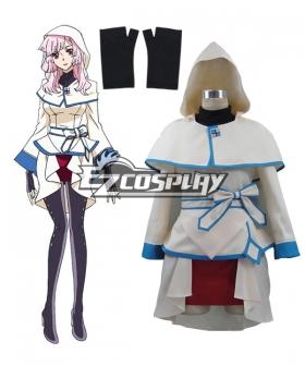 Concrete Revolutio Konkuriito Reborutio Choujin Gensou Kino Emi Cosplay Costume