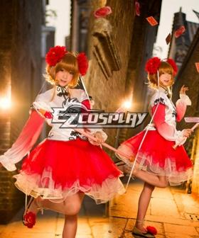 Cardcaptor Sakura Sakura Cosplay Costume