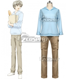 Cardcaptor Sakura: Clear Card Yukito Tsukishiro Cosplay Costume