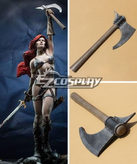 Red Sonja Sonja Hatchet Cosplay Weapon