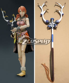 Final Fantasy XIII Oerba Dia Vanille Cosplay Weapon