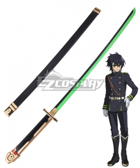 Seraph of the End Owari no Serafu Vampire Reign Yuichiro Hyakuya Hyakuya Yuichiro Sword Cosplay Prop