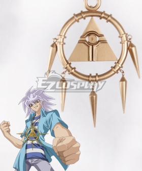 Yu-Gi-Oh Yugioh Duel Monsters Ryo Bakura Necklace Cosplay Prop