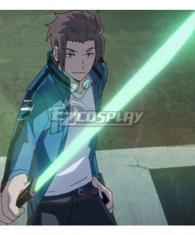 World Trigger BORDER Yuichi Jin Cosplay Prop