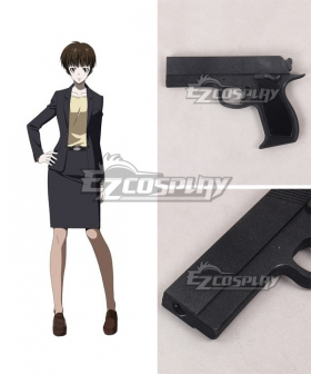 Psycho Pass Tsunemori Akane Gun Cosplay Weapon Prop