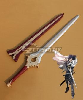 Fire Emblem Awakening Chrom Marth Lucina Swords Scabbard Cosplay Weapon Prop