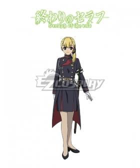 Seraph of the End Battle in Nagoya Owari no Serafu Vampire Reign Aoi Sangu Swords Cosplay Weapon Prop