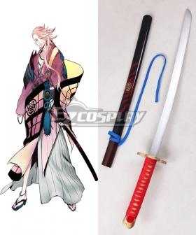 Touken Ranbu Online Souza Samonji Swords Cosplay Weapon Prop
