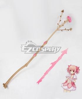 Puella Magi Madoka Magica Kaname Madoka Bow and arrow Flower Cosplay Weapon Prop