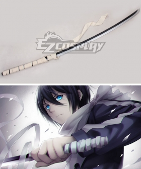 Noragami Aragoto Yato Sword Cosplay Weapon Prop