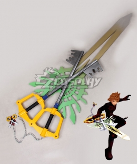 Kingdom Hearts Birth by Sleep Ventus Vanitas X-blade Keyblade Cosplay Weapon Prop