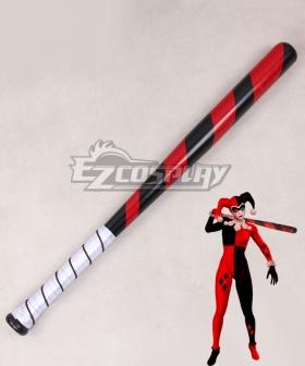 DC Comics Batman Arkham Knight Harley Quinn Baseball pole Cosplay Weapon Prop