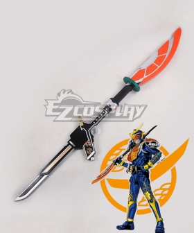 Kamen Rider Gaim Orange Arms Sword Cosplay Weapon Prop