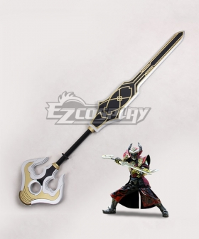 Kamen Rider Gaim Lord Baron Sword Cosplay Weapon Prop