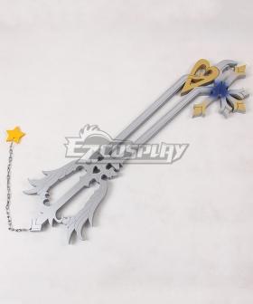 Kingdom Hearts Sora Roxas Oathkeeper Keyblade Cosplay Weapon Prop - Simple type