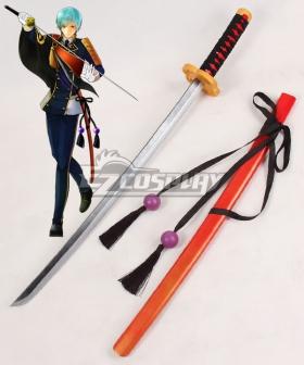 Touken Ranbu Online Ichigo Hitofuri Sword Cosplay Weapon Prop